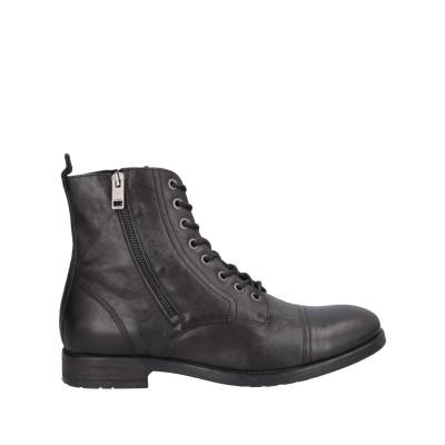 ディーゼル DIESEL ショートブーツ ブラック 41 牛革(カーフ) ショートブーツ