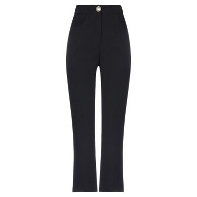 バルマン BALMAIN パンツ ブラック 36 ウール 100% / レーヨン / アセテート パンツ