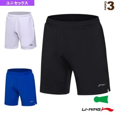 リーニン テニス・バドミントンウェア(メンズ/ユニ)  中国ナショナルチーム ゲームパンツ/ユニセックス(AAPM149)