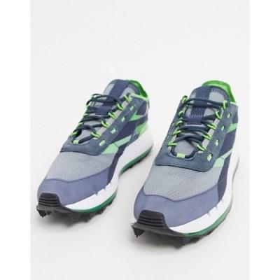 リーボック レディース スニーカー シューズ Reebok X Gigi Legacy 83 X sneakers in indigo