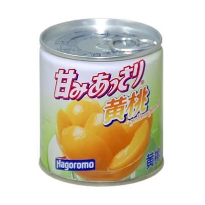 はごろも 甘みあっさり 黄桃(4つ割り)缶詰 279円