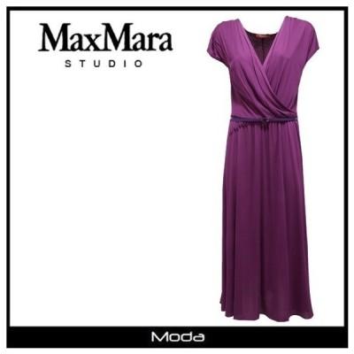 Max Mara マックスマーラ ノースリーブ ワンピース ドレス レディース