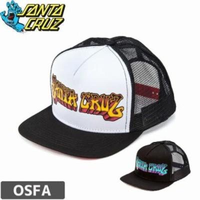 サンタクルーズ SANTA CRUZ キャップ PSYCHED TRUCKER MESH HAT 2カラー NO31