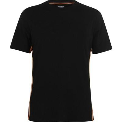 ポールスミス Paul Smith メンズ Tシャツ トップス Art Stripe T Shirt Black