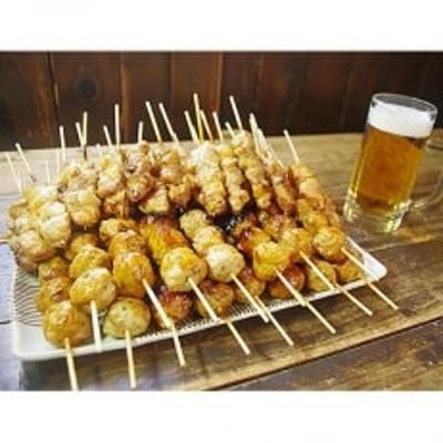 国産鶏肉 あべどり 焼きとり65本【もも串+つくね串セット】