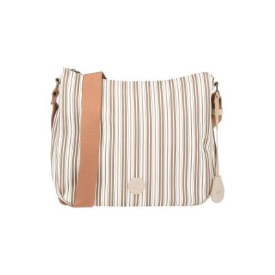 ティンバーランド TIMBERLAND メッセンジャーバッグ カーキ 紡績繊維 / 革 メッセンジャーバッグ
