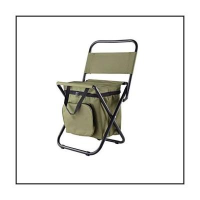【新品】Teerwere ピクニックキャンプチェア 多機能折りたたみキャンプフィッシングチェア クーラー断熱