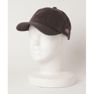 JUGLANS / Dickies  LOGO WASHED LOW CAP MEN 帽子 > キャップ