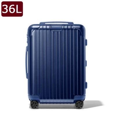 【予約販売開始〜10月1日より順次発送】リモワ RIMOWA エッセンシャル キャビン キャリーオン 4輪 スーツケース 36L(2〜3泊向け) 機内持込可 83253614