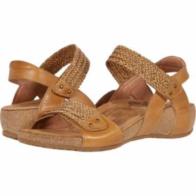 タオス Taos Footwear レディース サンダル・ミュール シューズ・靴 Bonnie Camel