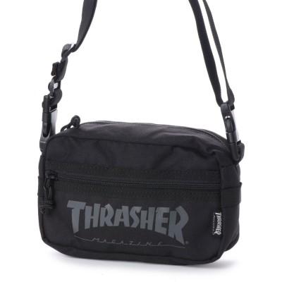 スラッシャー THRASHER THRASHER/スラッシャー ショルダーバッグ (ブラック)