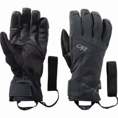 アウトドアリサーチ 手袋・グローブ Illuminator Sensor Gloves Black