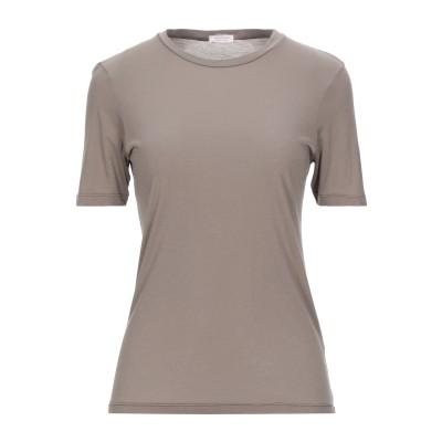 ROSSOPURO T シャツ カーキ XS レーヨン 80% / ナイロン 20% T シャツ