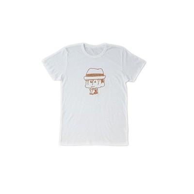 おそ松さん コルクプリントTシャツ トド松 白 M