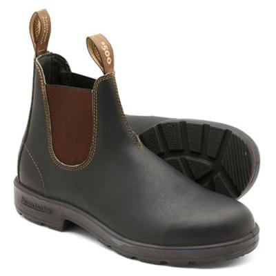 ブランドストーン メンズファッション ブーツ ORIGNALS BS500 スタウトブラウン BLUNDSTONE BS500050