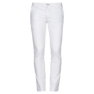 VINCENT TRADE パンツ ライトグレー 46 コットン 97% / ポリウレタン 3% パンツ