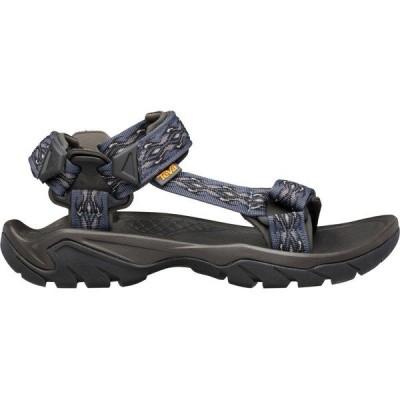 テバ サンダル シューズ メンズ Teva Men's Terra Fi 5 Universal Sandals MadangBlue