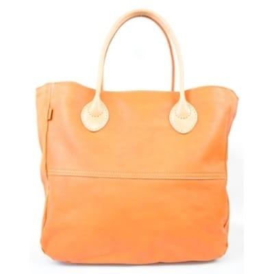 バッグ minca/Tote bag  05/L/BROWN