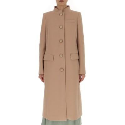 ジバンシー レディース コート アウター Givenchy Mandarin Collared Coat -