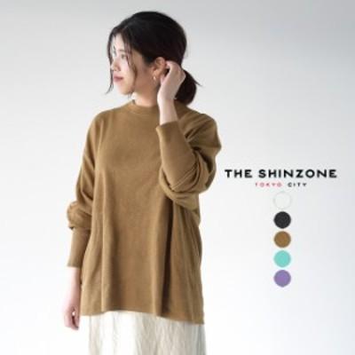 シンゾーン Shinzone メッシュサーマル クルーネック カットソー MESH THERMAL 18SUMSCU59 送料無料
