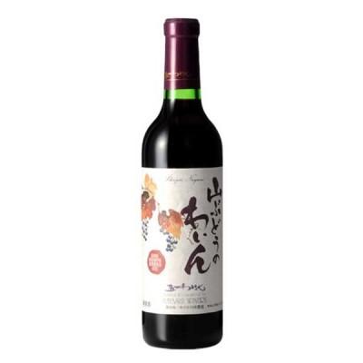 五一 山ぶどうゴイチアムレンシス 360ml x 24本 ケース販売 送料無料 本州のみ OKN 林農園 長野県 赤ワイン