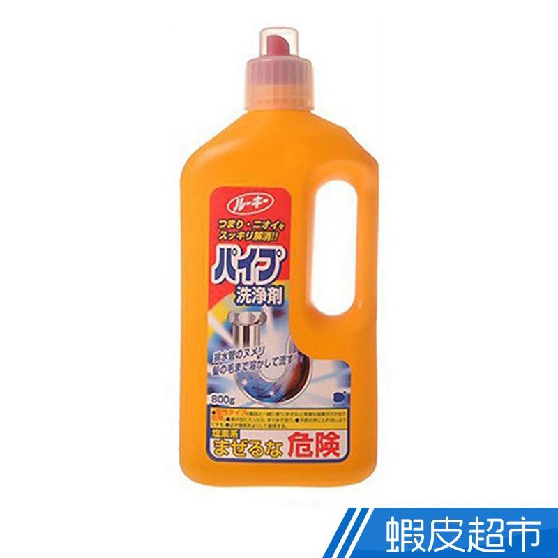 日本 第一石鹼 水管疏通 消臭清潔劑 800g 水管堵塞 水管清潔 水管通樂 通水管  現貨 蝦皮直送
