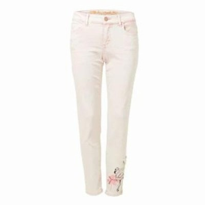 デジグアル その他ボトムス・パンツ Trousers Elora pink