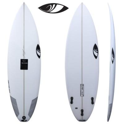 "SHARPEYE SURFBOARDS シャープアイサーフボード Holy Toledo(ホーリートレド)5'9"" FCS2 3FIN WCTで大ブレイク中!Filipe Toledo(フィリペ・トレド)のシグ"