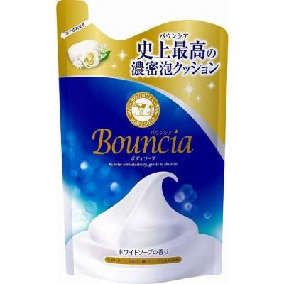 牛乳石鹸 バウンシア ボディソープ ホワイトソープの香り 詰替え 400ml