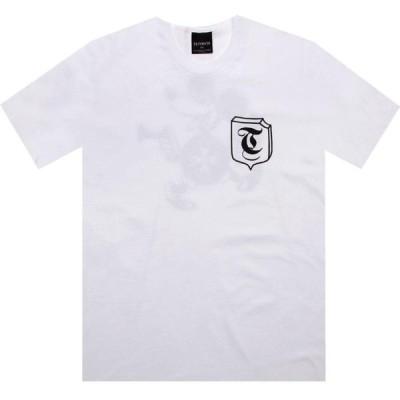 トライアンビアー Triumvir メンズ Tシャツ トップス Mouse Tee white