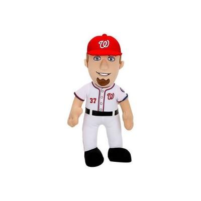 ブリーチャークリーチャー ベースボール MLB 野球 アメリカ USA メジャー Stephen Strasburg Washington Nationals 14'' Player Plush Doll