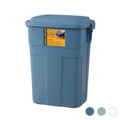 トラッシュカン50L LFS-936 東谷 ゴミ箱 ダストボックス ふた付き