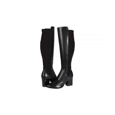Marc Fisher マークフィッシャー レディース 女性用 シューズ 靴 ブーツ ロングブーツ Leste - Black