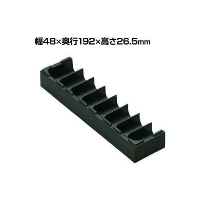 rose ボックス半分タイプ 整理整頓 パーツ保管 汎用 積み重ね可 8パーツ仕切有り AQ-1114