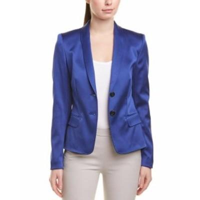 ESCADA エスカーダ ファッション 衣類 Escada Jacket 36 Blue