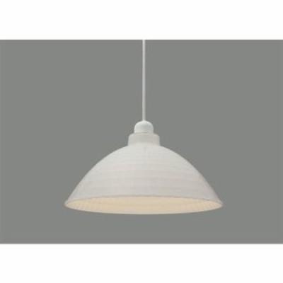 アイリスオーヤマ PL8L-E26CG1-W LEDペンダントライト LED電球セット Lapin ガラス調 Mサイズ クリアホワイト