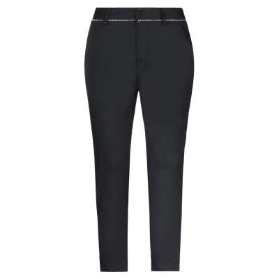 YES LONDON パンツ ブラック 32 コットン 98% / ポリウレタン 2% パンツ
