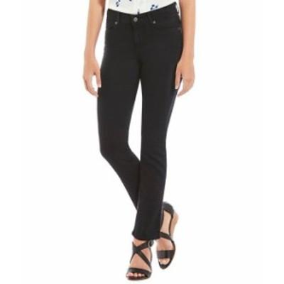 リーバイス レディース デニムパンツ ボトムス Levi'sR Classic Straight Leg Jeans Soft Black