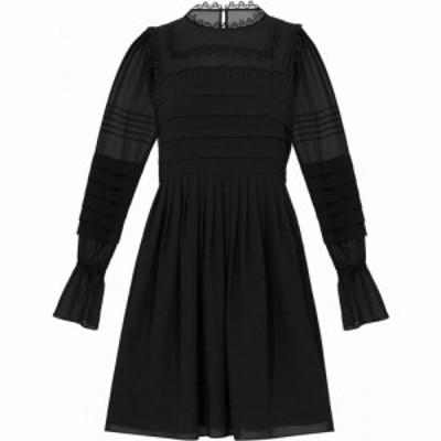 テッドベーカー Ted Baker レディース ワンピース スケータードレス ワンピース・ドレス Elegant Volume Sleeve Skater Dress Black