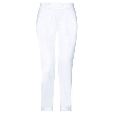 ドンダップ DONDUP パンツ ホワイト 25 コットン 97% / ポリウレタン 3% パンツ