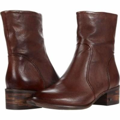 サム エデルマン Sam Edelman レディース シューズ・靴 Hilary Dark Brown Distressed Calf Leather
