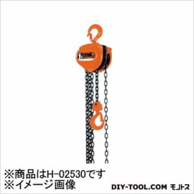 象印 スーパー100H級チェーンブロック2.5t 275 x 325 x 270 mm H-02530 1点
