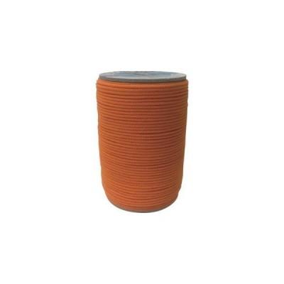 ユタカメイク PAC-403 アクリルカラーボビン巻 3mm×150m オレンジ