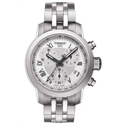 TISSOT[ティソ] T055.217.11.033.00 T-スポーツ PRC200 クロノグラフ 腕時計 メンズウォッチ MENS 男性用 T0552171103300