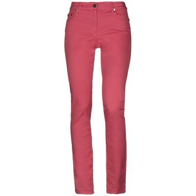 ELISABETTA FRANCHI JEANS パンツ ピンク 31 コットン 98% / ポリウレタン 2% パンツ