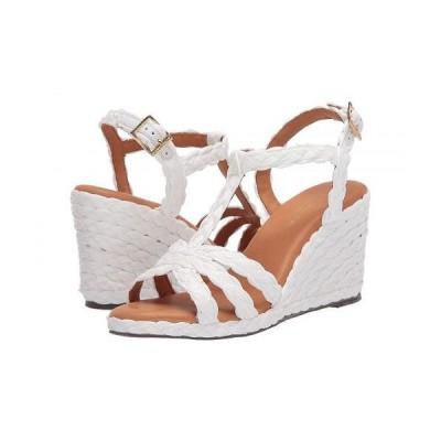 Andre Assous レディース 女性用 シューズ 靴 ヒール Madina - White