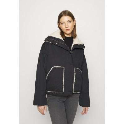 ペペジーンズ ジャケット&ブルゾン レディース アウター RORY - Winter jacket - infinity
