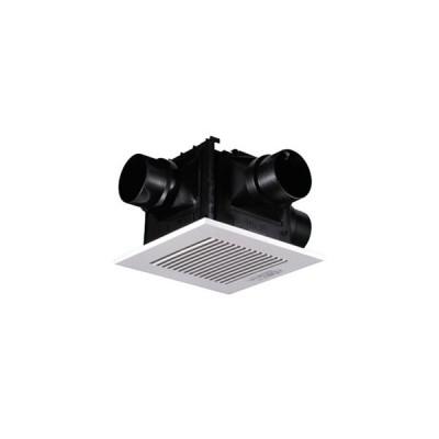 パナソニック 天井埋込形換気扇 ルーバーセットタイプ 3室用 大風量形 埋込寸法□240mm パイプ径φ100mm FY-24CPTS8