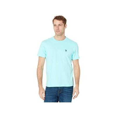 U.S. POLO ASSN. Crew Neck Small Pony T-Shirt メンズ シャツ トップス Pool Bar