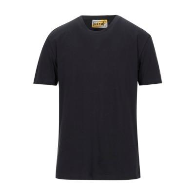 GEYM GO EAST YOUNG MAN T シャツ ブラック S コットン 100% T シャツ